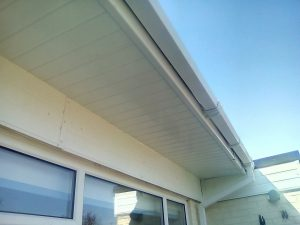 New Facias Soffits & Guttering Chester