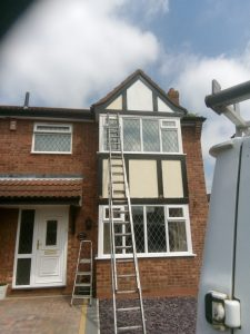 Exterior Painting Telford